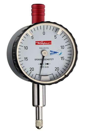 Comparateur M2/Top S lecture 0,01/mm Gamme 10/mm avec protection chocs