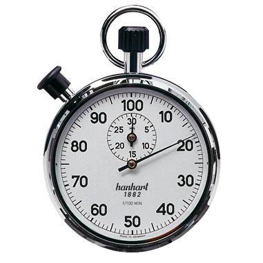 Chronomètre mécanique 2 boutons