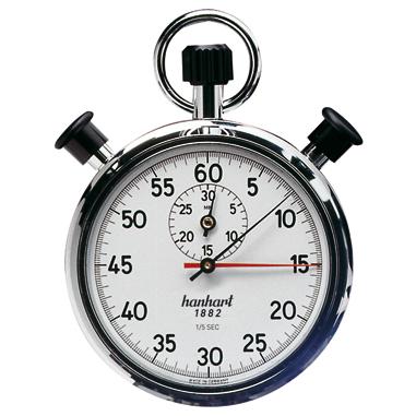 Chronomètre mécanique 3 boutons