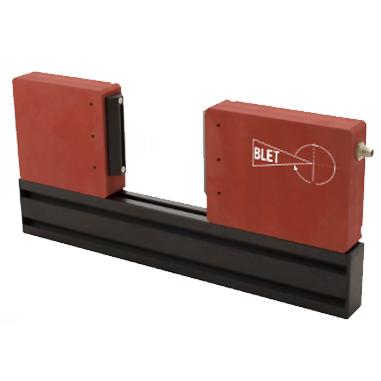 Micromètre laser de précision