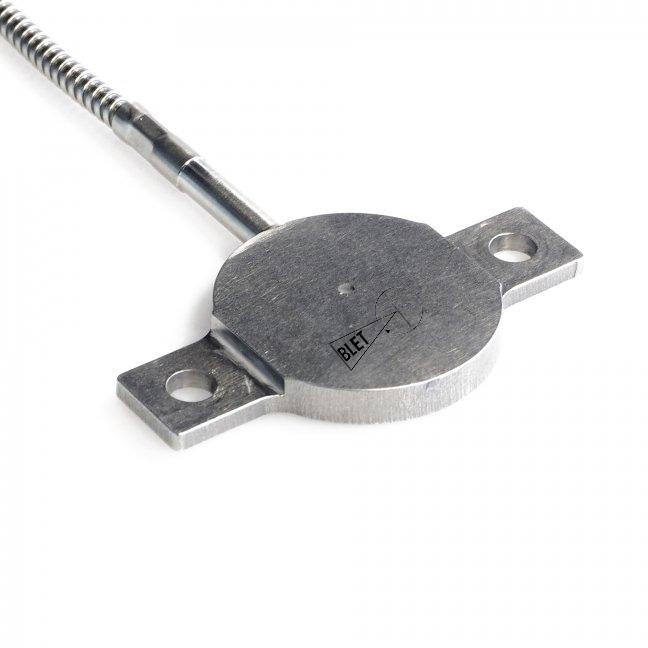 Capteur de flux thermique industriel