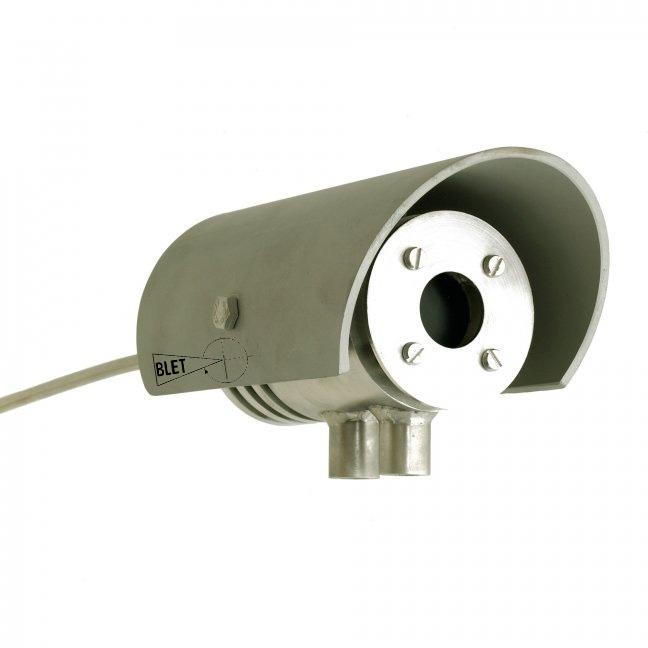 Capteur de flux thermique pour extérieur