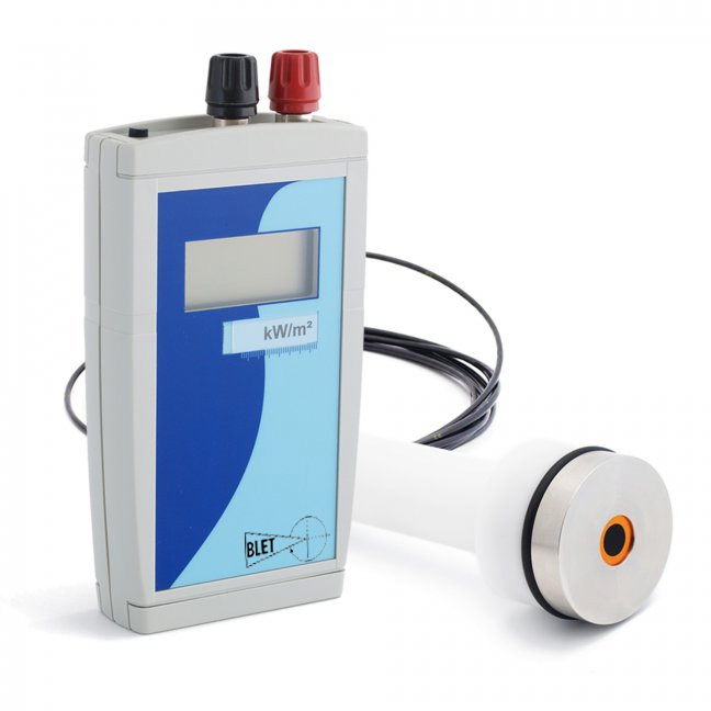 Capteur de flux thermique portable