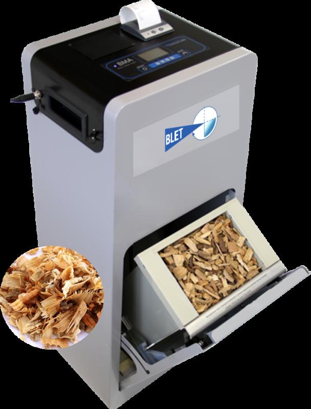 Humidimètres pour bioénergie