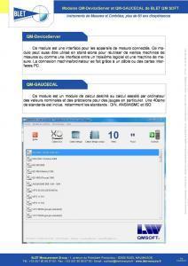 QM-DeviceServer - BLET