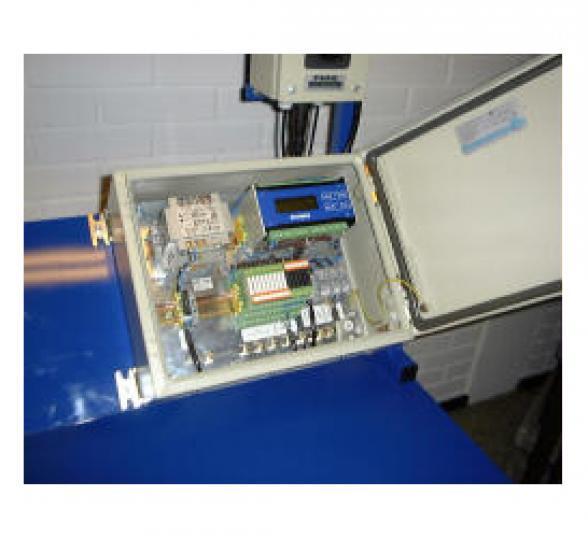 Caractéristiques techniques du moniteur de sécurité PIAB CSM pour pont  roulant
