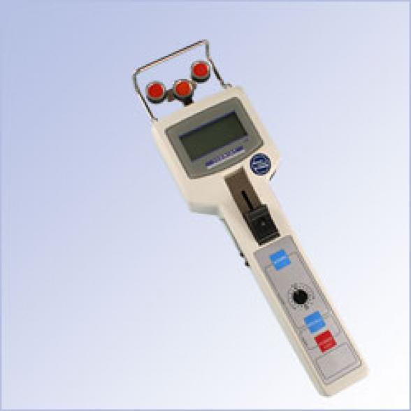 Appareils de mesure de la tension de fils ou câbles à affichage digital
